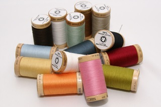 Picture of Sewing thread - spools
