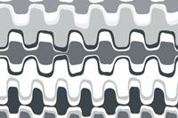 Zipper Tape poplin (SOLD OUT)