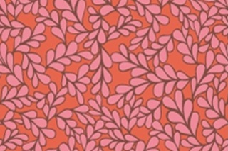 Picture of Poplin - Boxwood Coral (SOLD OUT)