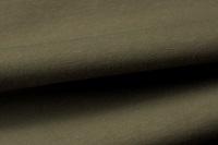 Burnt Olive Stretch Jersey (heavy) (30/1) (708040)