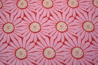 Daisy Coral poplin (SOLD OUT)-2