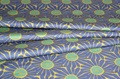 Daisy Chartreuse poplin (SOLD OUT)