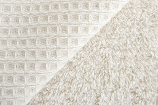 Picture of Natural Woven Waffle Terry (634000)