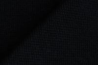 Black Ribbing 1x1 (with elastane) (717002)