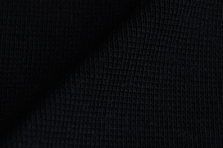 Picture of Black Ribbing 1x1 (with elastane) (717002)