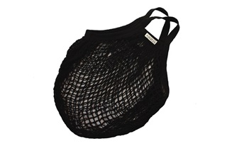 Picture of Black Granny/String Bag (901002)