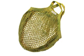 Picture of Lime Granny/String Bag (901043)