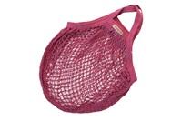 Fuchsia Granny/String Bag (901058)
