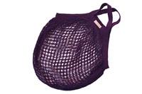 Plum Granny/String Bag (901060)
