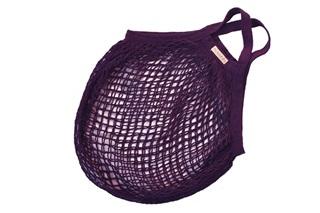 Picture of Plum Granny/String Bag (901060)