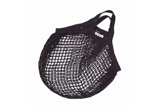 Picture of Anthracite Granny/String Bag (901017)