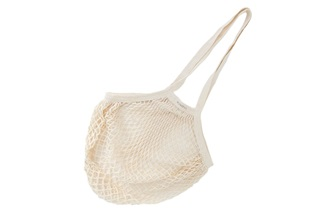 Picture of Natural Granny/String Bag with long handle (901300)