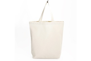 Picture of City Bag-White contrast stitching (918001)