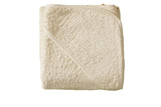 Picture of Baby towel with hood - Natural (981000)