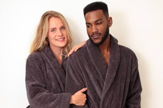 Picture of Bathrobe - Anthracite