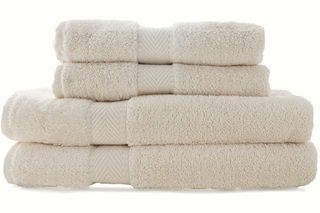 Picture of Guest towel 30x50 - Natural (989000)