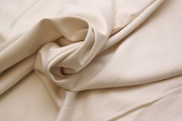 Natural cotton sateen (width 162 cm)