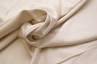 Picture of Natural cotton sateen (width 264 cm)