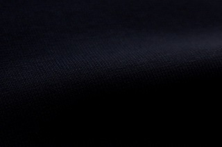 Afbeelding van Dark Blue Boordstof 1x1 (met elastan) (717050)