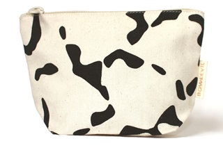 Picture of Makeup bag small/pencil case - Foliage (924200)