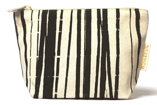 Picture of Makeup bag small/pencil case - Wrapping Stripes (924100)