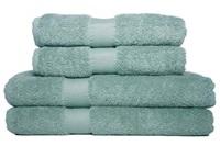 Towel 50x100 - Mineral Green (982045)