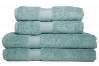 Towel 70x140 - Mineral Green (987045)