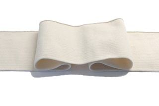 Picture of Natural White Cuff 1x1 (with elastane) (718100)