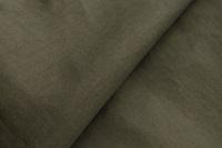Burnt Olive Poplin (36/1) (636040)