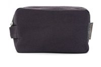 Cosmetic bag rectangle S Anthracite (925017)