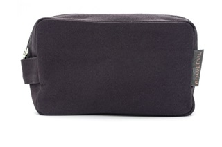 Picture of Cosmetic bag rectangle S Anthracite (925017)