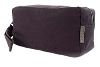 Cosmetic bag rectangle M Anthracite (929017)