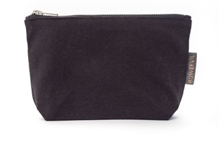 Picture of Makeup bag small/pencil case Anthracite (924017)