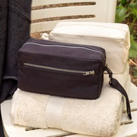 Cosmetic bag rectangle M Anthracite (929017)-2