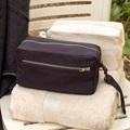 Cosmetic bag rectangle M Natural (929000)