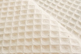 Picture of Natural Waffle fabric (645000)